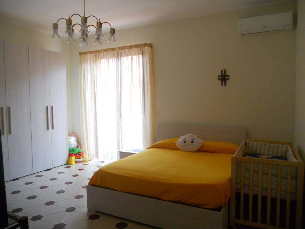 Camera da letto di 20 mq