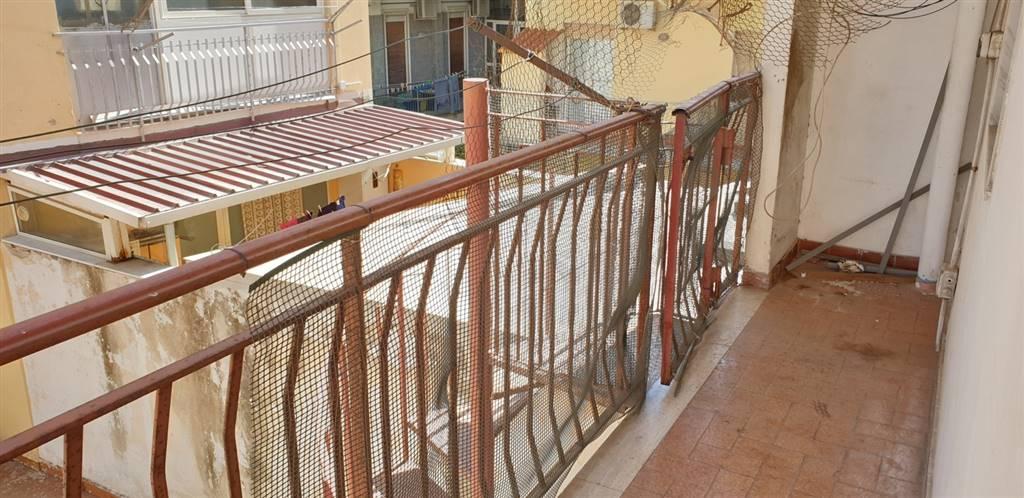 balcone con scala
