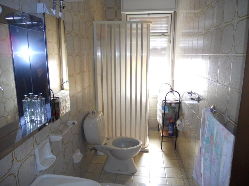 Bagno 4,5 mq con doccia