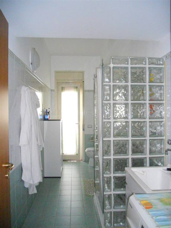 Bagno di 7 mq con doccia