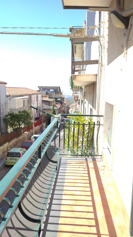 Balcone su via Empedocle