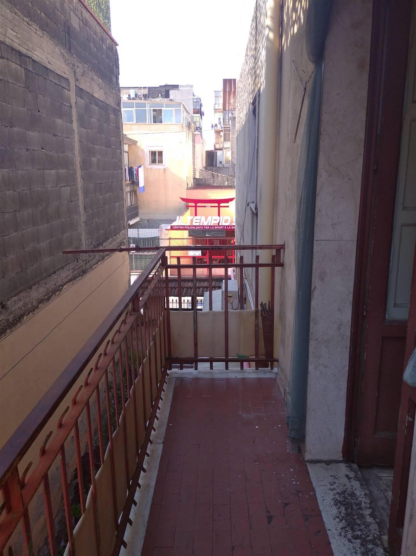 Balcone con affaccio interno