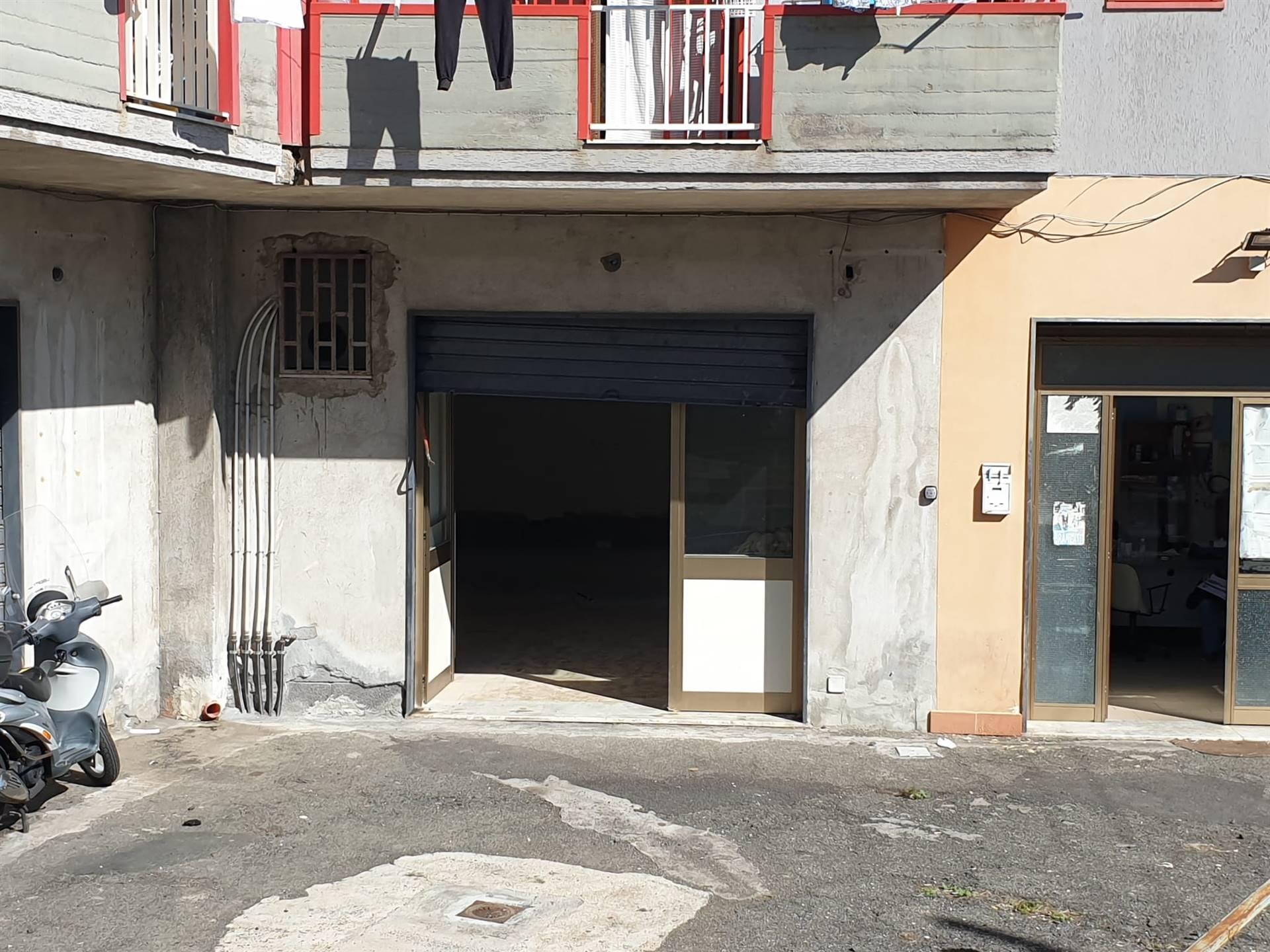 ingresso via dei Gerani