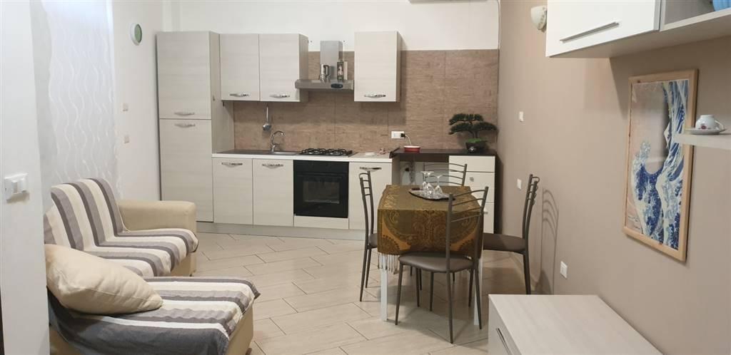 cucina-soggiorno piano terra