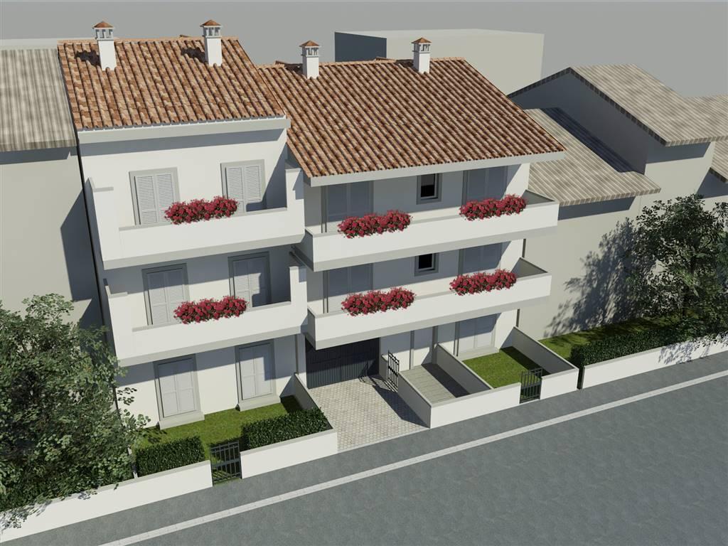 Nuova costruzione a PRATO 75 Mq | 3 Vani - Garage | Giardino 85 Mq
