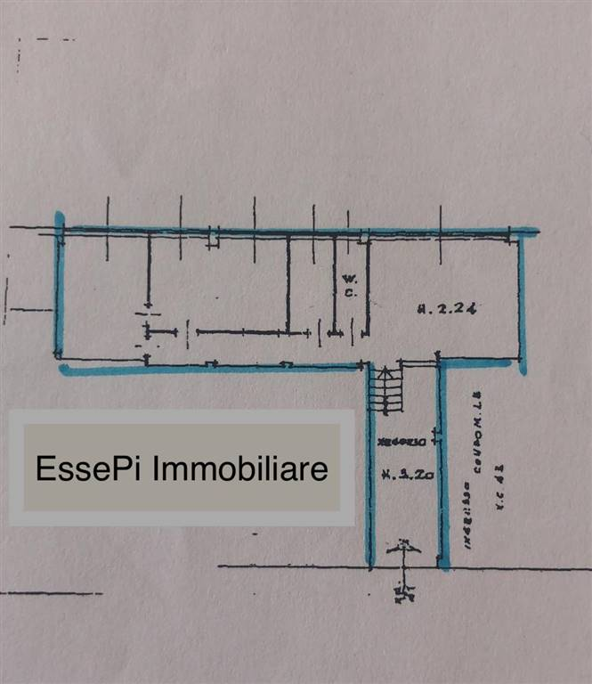 Commercialproperty in PRATO
