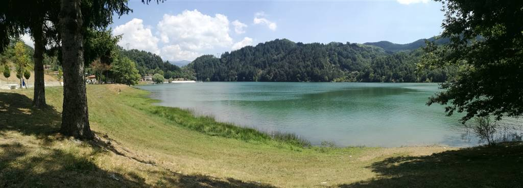 Panoramica lago Gramolazzo