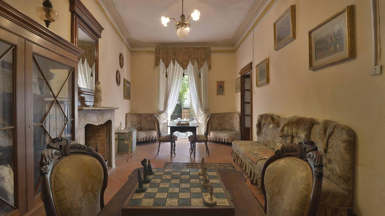 Sala degli scacchi - Chess room