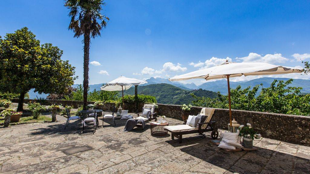 Area relax in terrazza - Relax area on the terrace