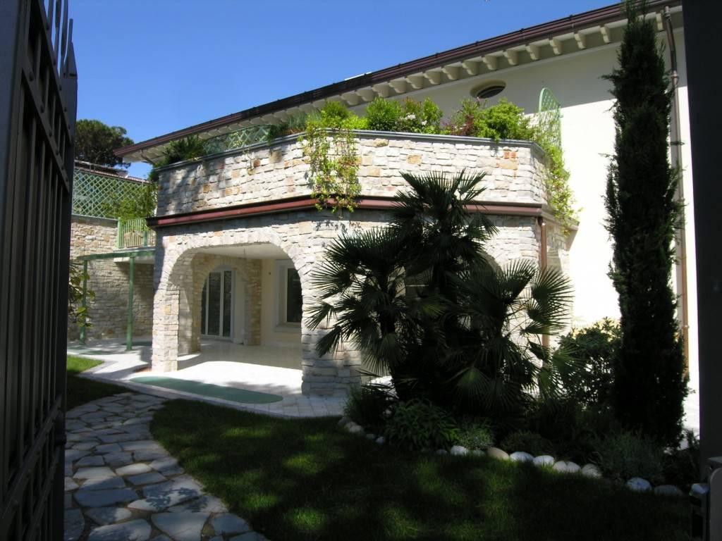 Panoramica del porticato