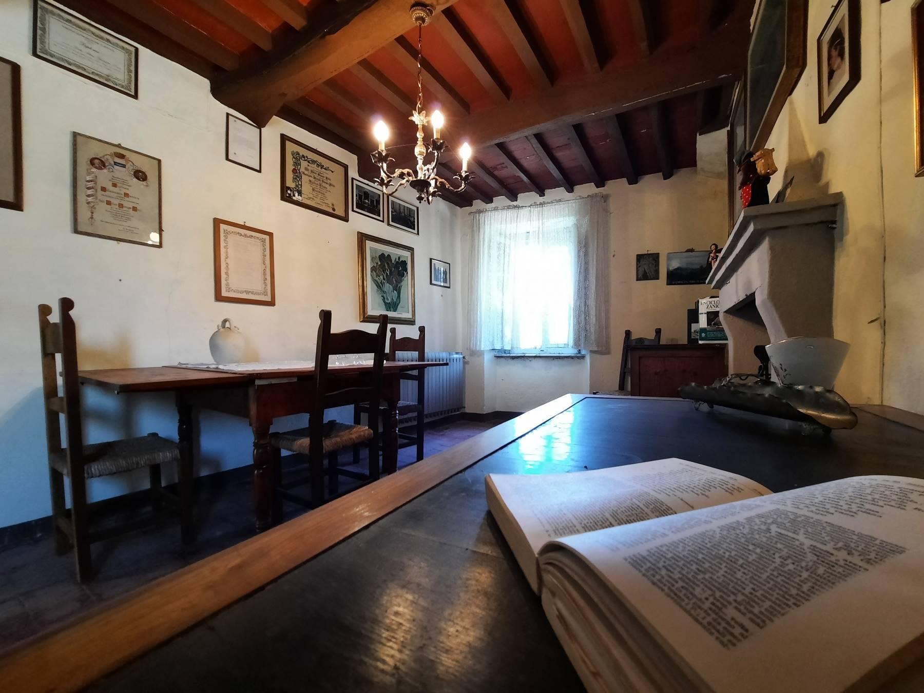 Il soggiorno - The livingroom