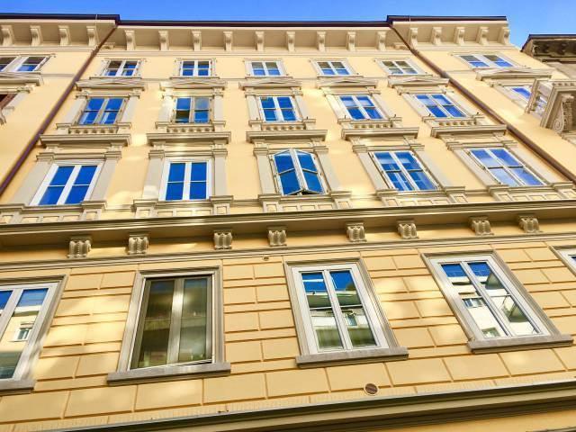 Quadrilocale, Trieste, da ristrutturare