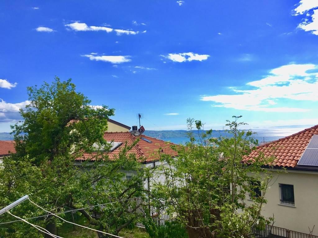 Villino, Trieste