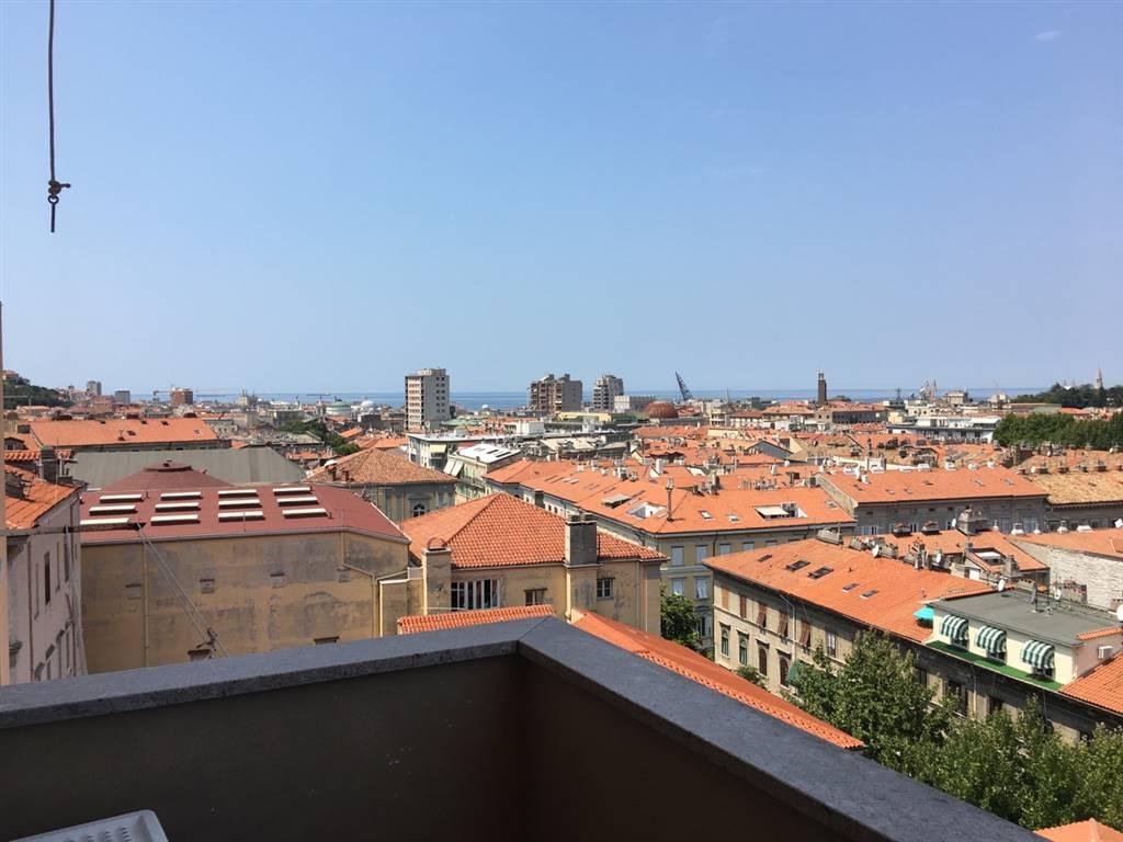 Appartamento in Via Crispi 62, Trieste