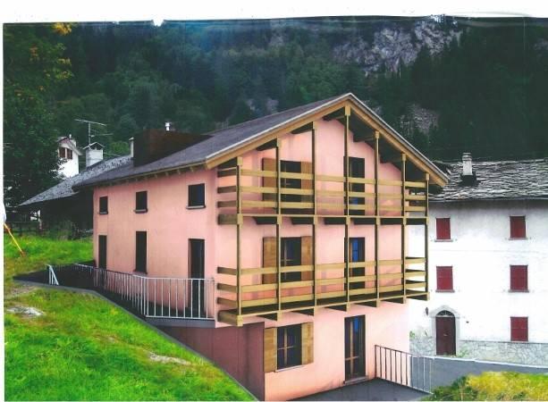 Appartamento in vendita a Madesimo, 3 locali, zona Zona: Pianazzo, prezzo € 140.000   CambioCasa.it