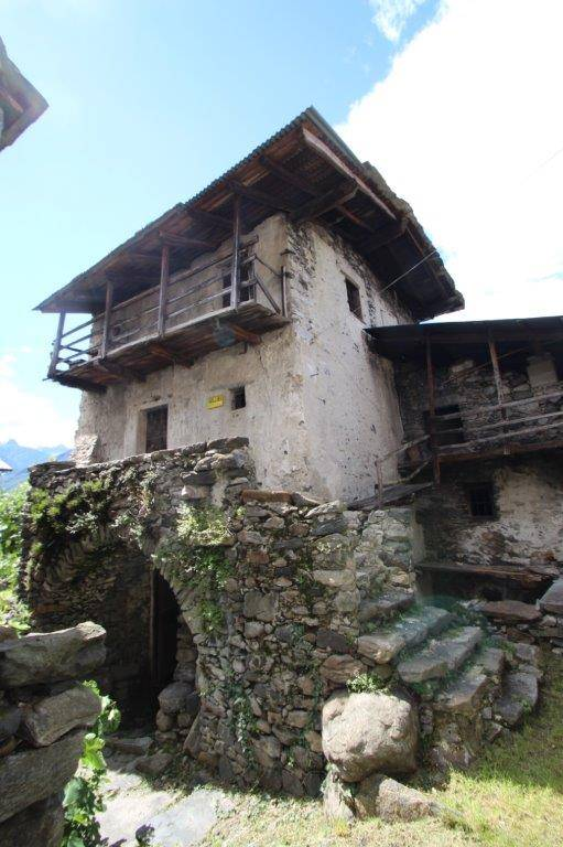 Rustico / Casale in vendita a Prata Camportaccio, 3 locali, prezzo € 48.000 | PortaleAgenzieImmobiliari.it