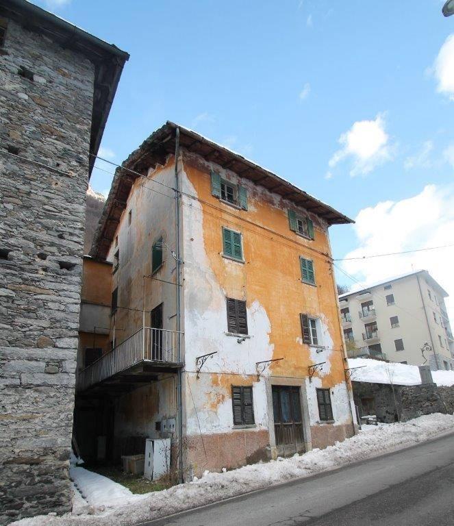 Appartamento in vendita a Piuro, 2 locali, zona Località: BORGONUOVO, prezzo € 68.000 | PortaleAgenzieImmobiliari.it
