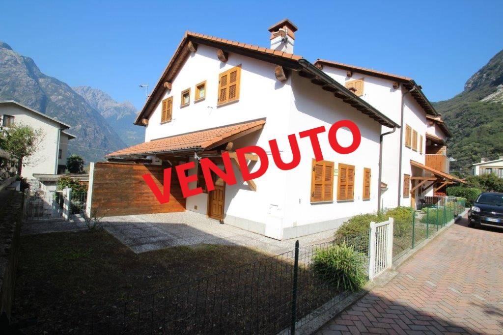 Appartamento in vendita a Novate Mezzola, 3 locali, Trattative riservate   CambioCasa.it