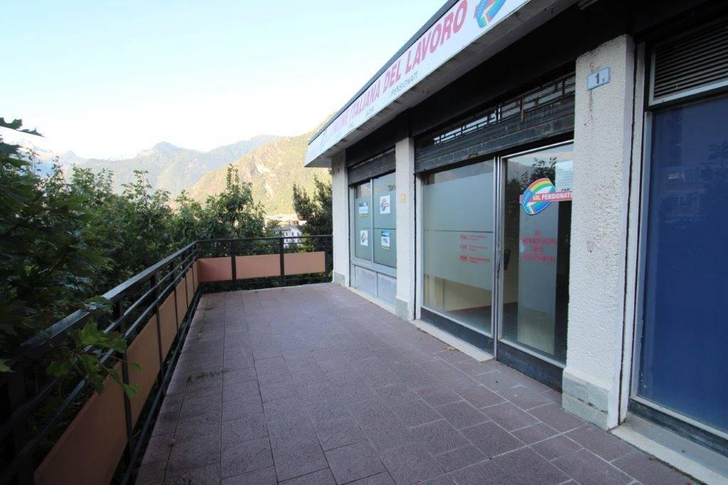 Ufficio / Studio in vendita a Chiavenna, 3 locali, prezzo € 90.000 | CambioCasa.it