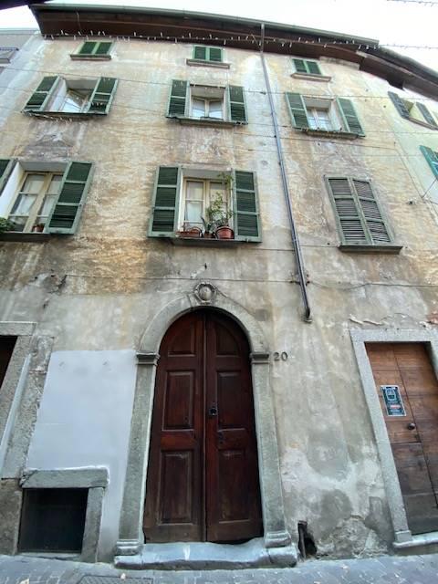 Appartamento in vendita a Chiavenna, 3 locali, prezzo € 80.000 | CambioCasa.it