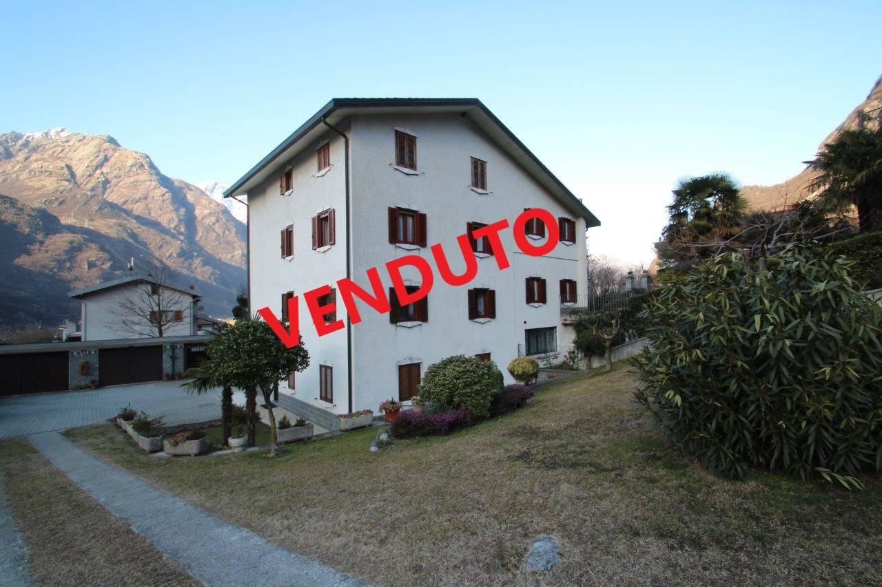 Appartamento in vendita a Novate Mezzola, 3 locali, Trattative riservate | PortaleAgenzieImmobiliari.it