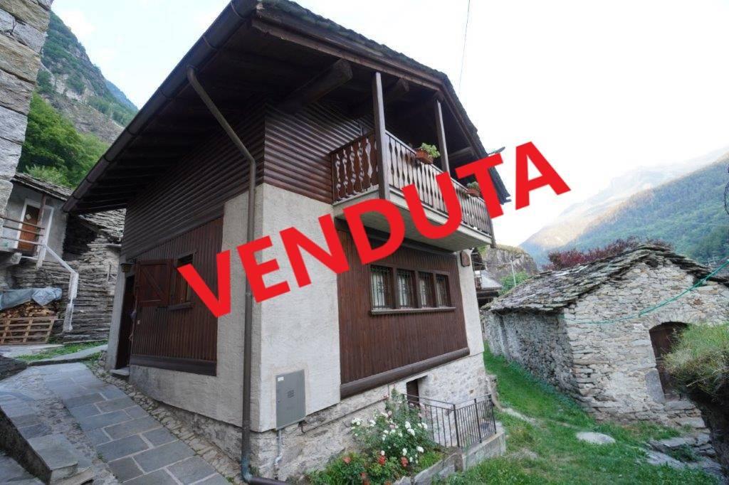 Soluzione Indipendente in vendita a Villa di Chiavenna, 4 locali, Trattative riservate | PortaleAgenzieImmobiliari.it