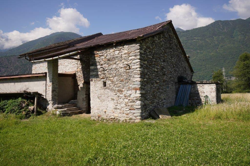 Rustico / Casale in vendita a Prata Camportaccio, 3 locali, prezzo € 73.000 | PortaleAgenzieImmobiliari.it