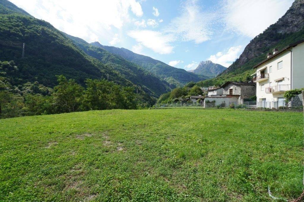 Terreno Edificabile Residenziale in vendita a Chiavenna, 9999 locali, Trattative riservate | PortaleAgenzieImmobiliari.it