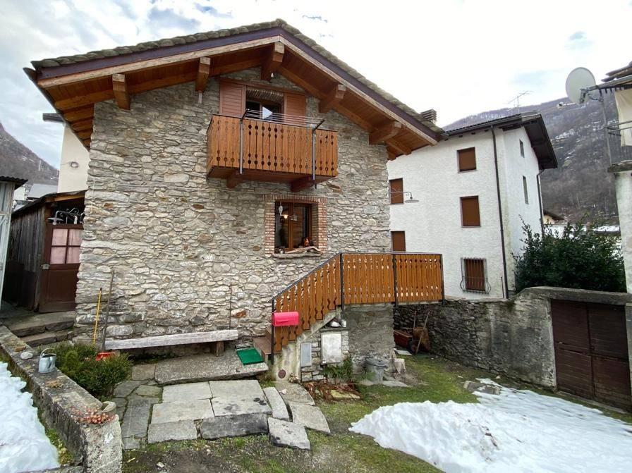 Soluzione Indipendente in vendita a San Giacomo Filippo, 3 locali, prezzo € 164.000 | PortaleAgenzieImmobiliari.it
