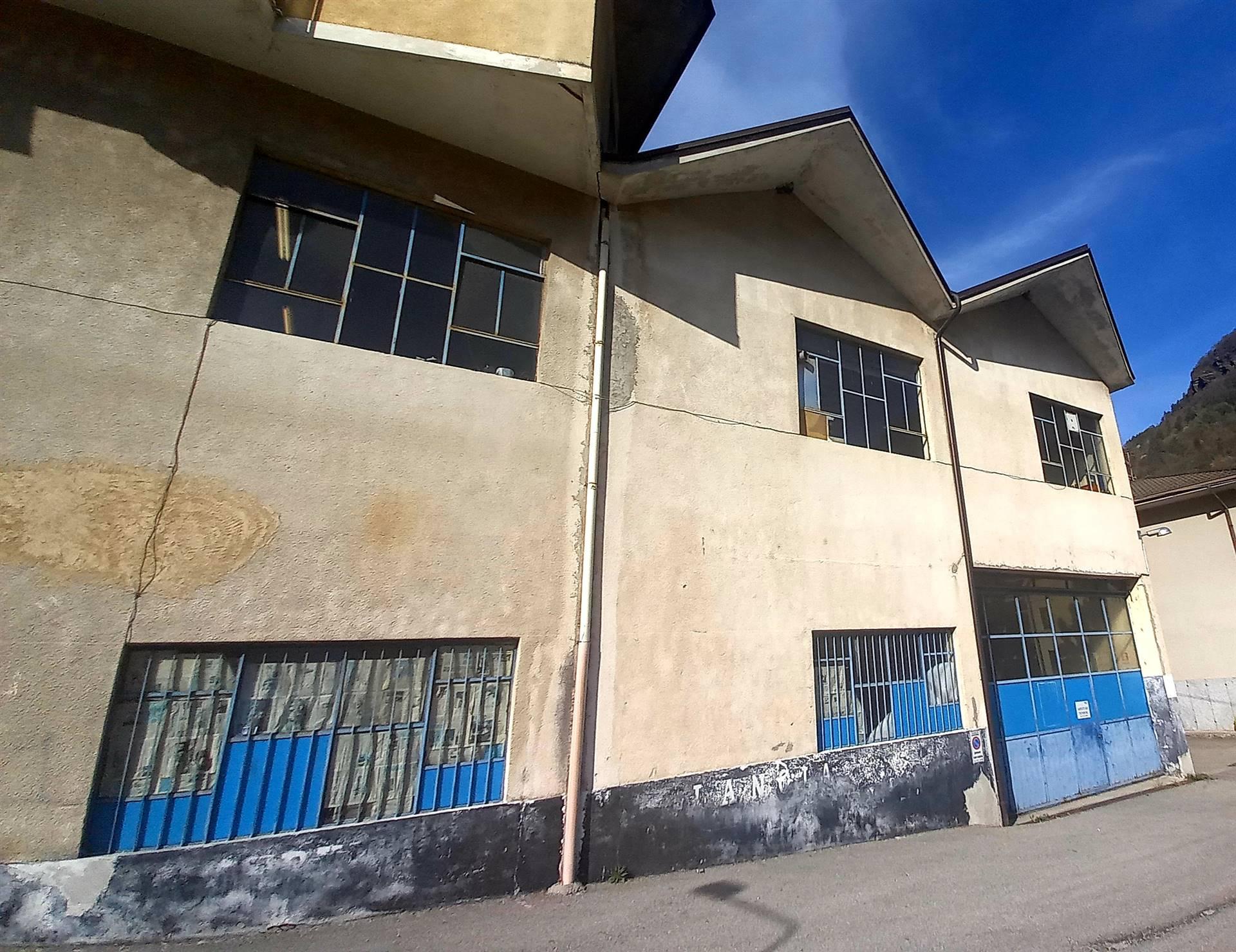 Capannone in vendita a Chiavenna, 9999 locali, prezzo € 180.000 | PortaleAgenzieImmobiliari.it