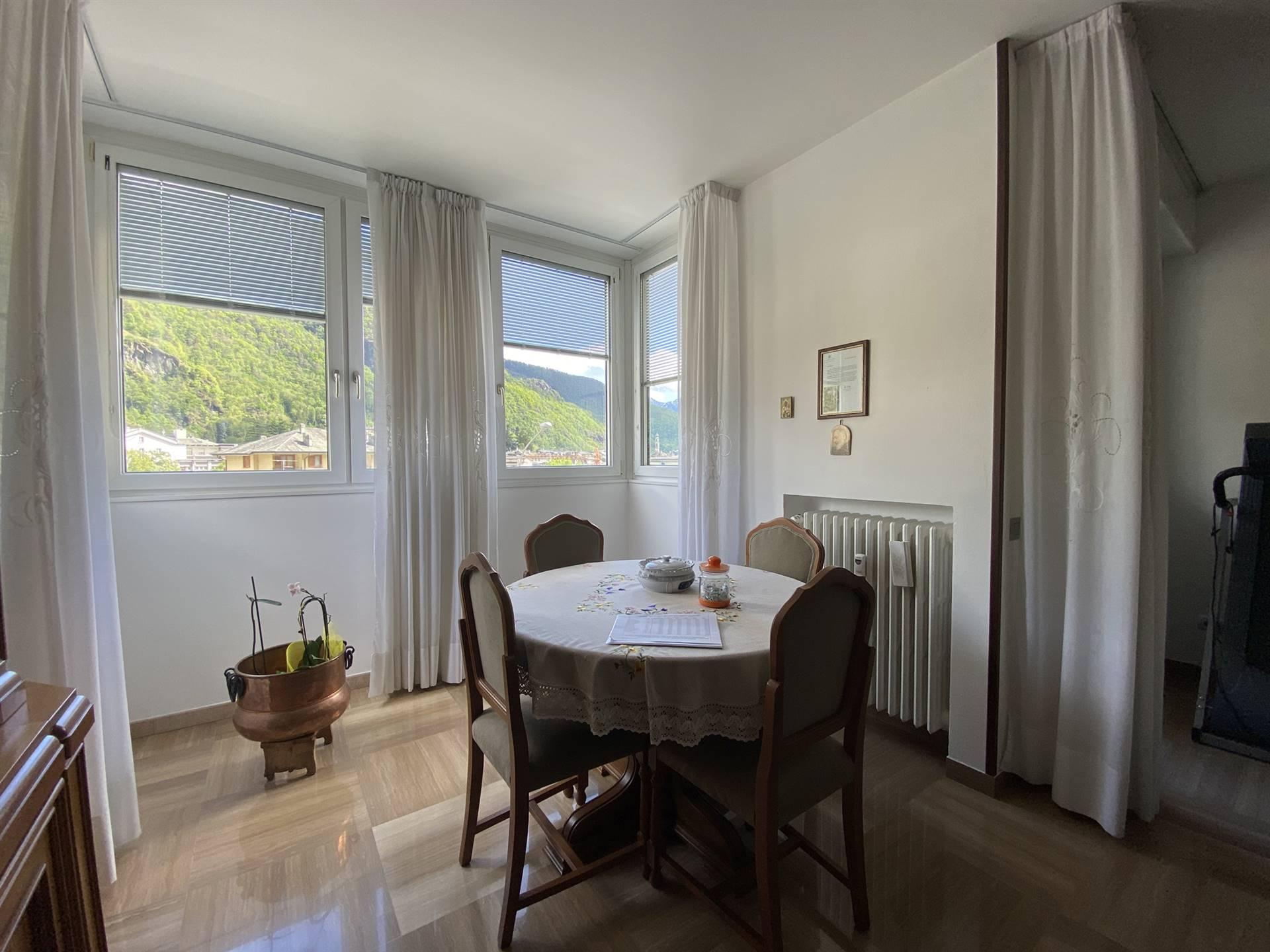 Appartamento in vendita a Chiavenna, 4 locali, prezzo € 180.000   PortaleAgenzieImmobiliari.it