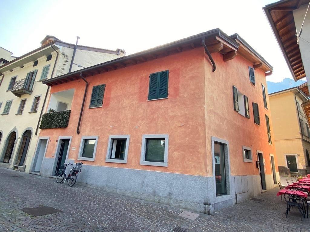 Ufficio / Studio in vendita a Chiavenna, 9999 locali, prezzo € 175.000   PortaleAgenzieImmobiliari.it