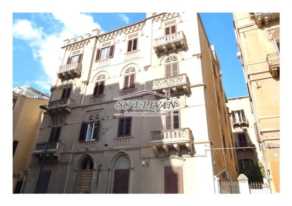 Appartamento in Via Florestano Pepe  7, Politeama, Palermo