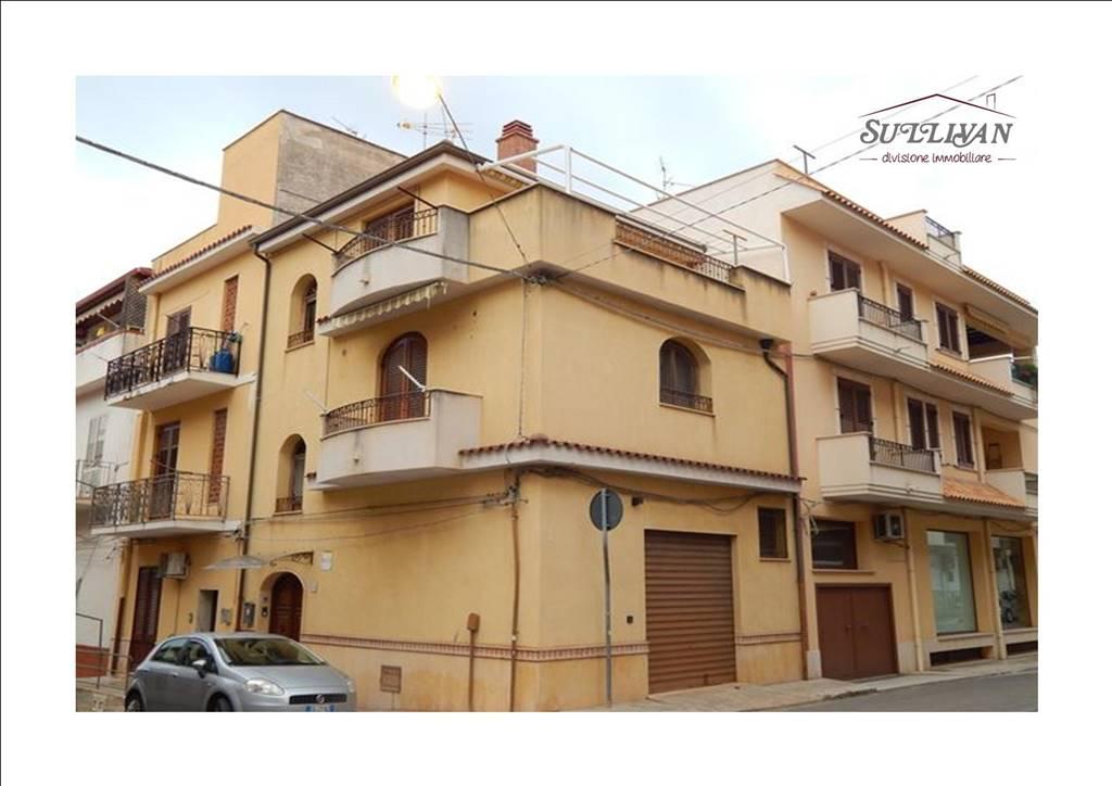 Appartamento in Via Vittorio Emanuele Orlando, Terrasini