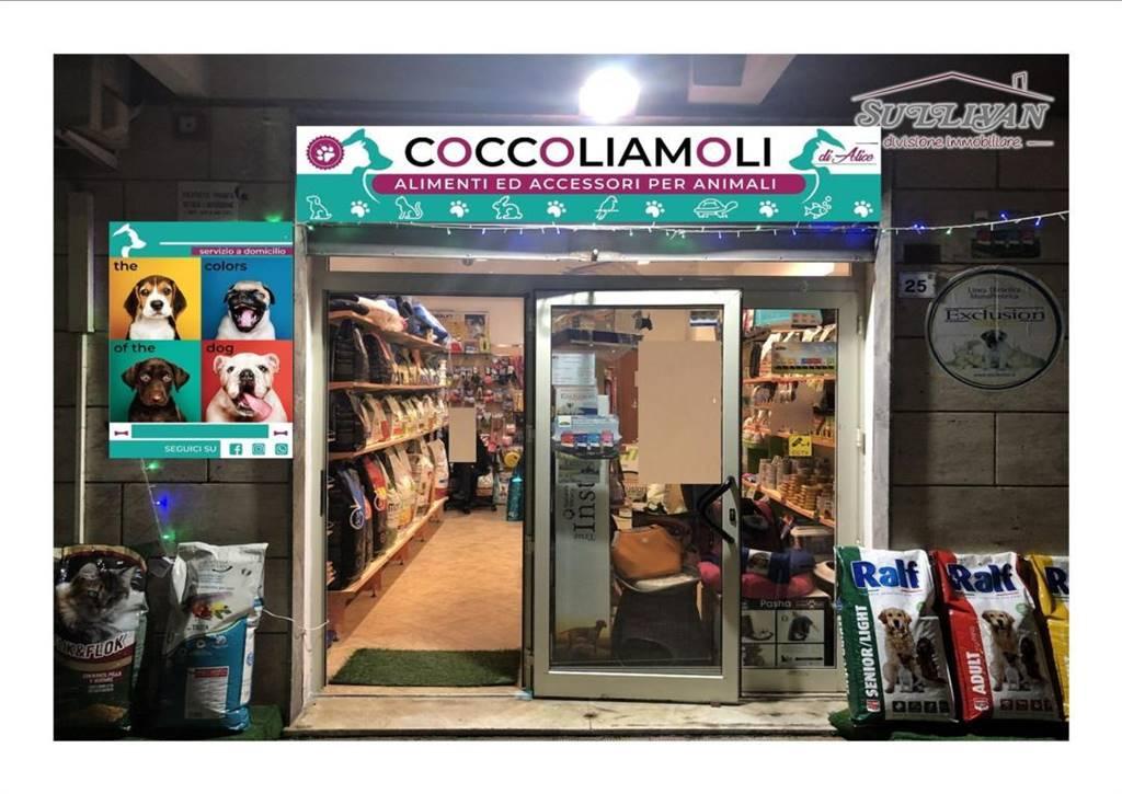 Attività commerciale in Via Val Di Mazara 25, Palermo