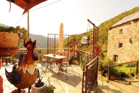 Casa singola in Loc Caselline 12, Valbrevenna
