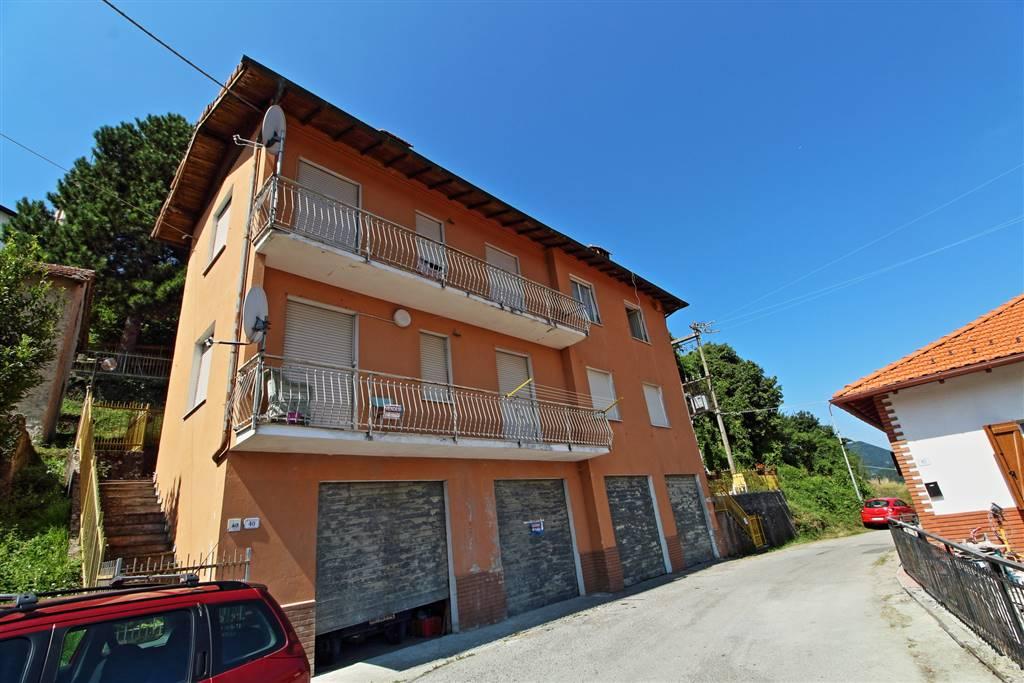 Appartamento indipendente, Frassinello, Valbrevenna, da ristrutturare