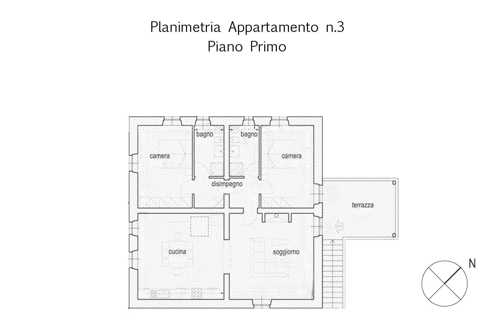 3894_planimetria arredata
