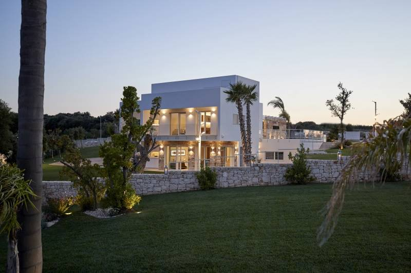 Villa in Via Conversano, Polignano a Mare