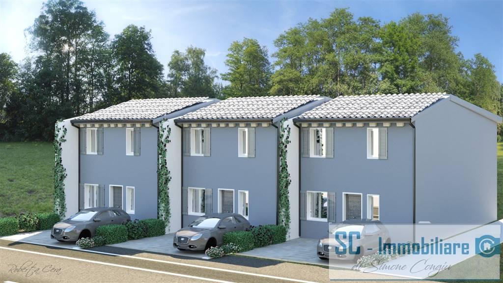 Villa a schiera, Domusnovas, in nuova costruzione
