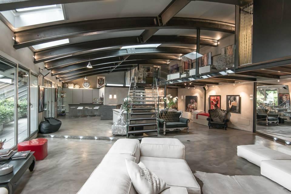 Loft / Openspace in vendita a Ranica, 3 locali, prezzo € 550.000 | PortaleAgenzieImmobiliari.it