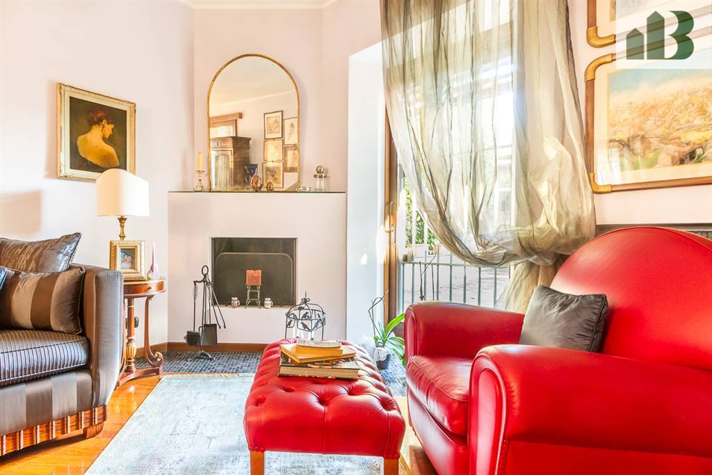 Villa in vendita a Monza zona San gerardo (Monza Brianza) - rif. 5053LUX