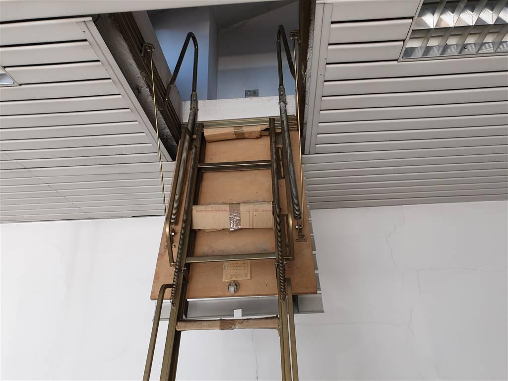 scala retrattile per sottotetto
