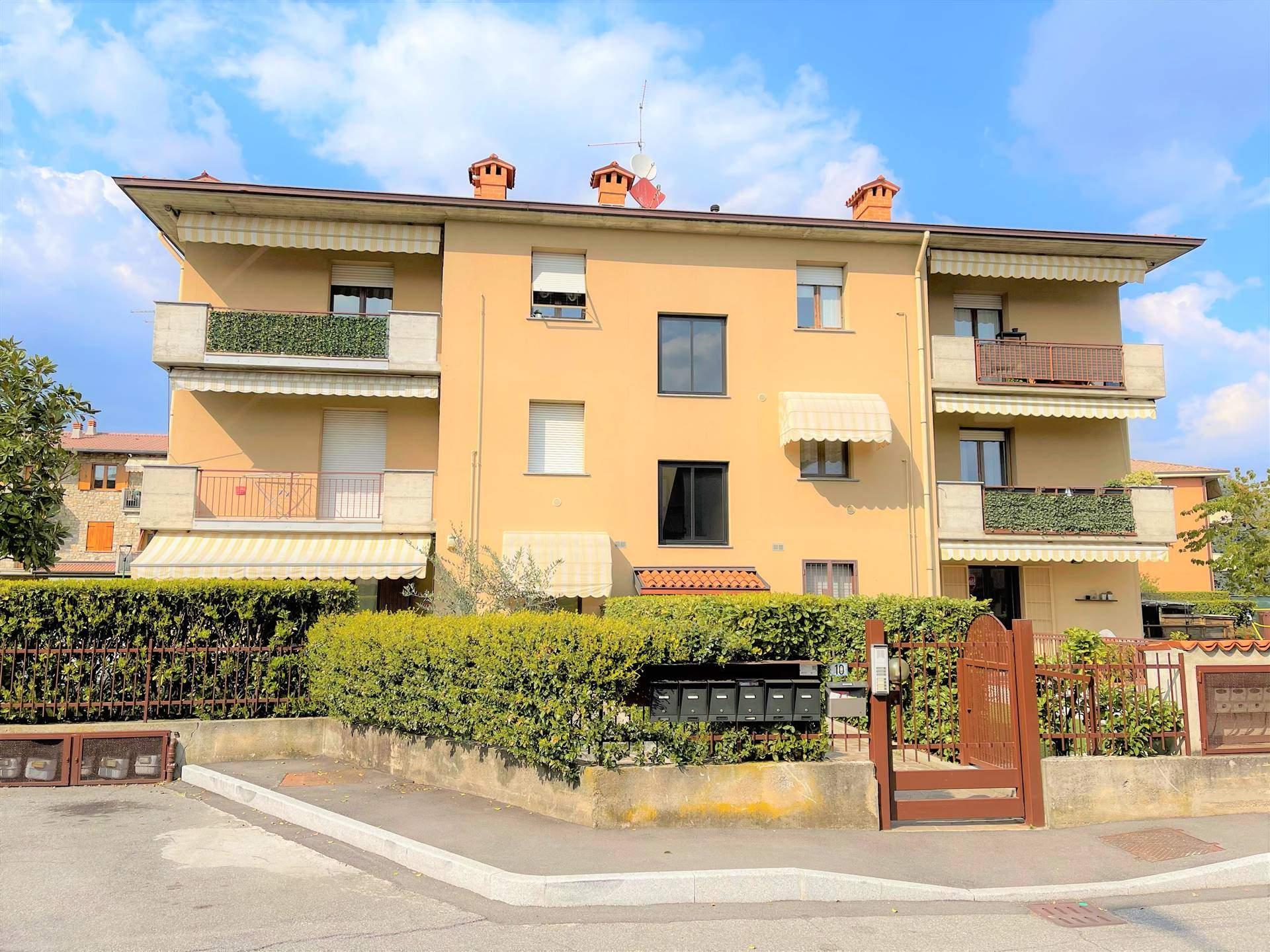 Appartamento in vendita a Villa di Serio, 3 locali, prezzo € 150.000 | PortaleAgenzieImmobiliari.it