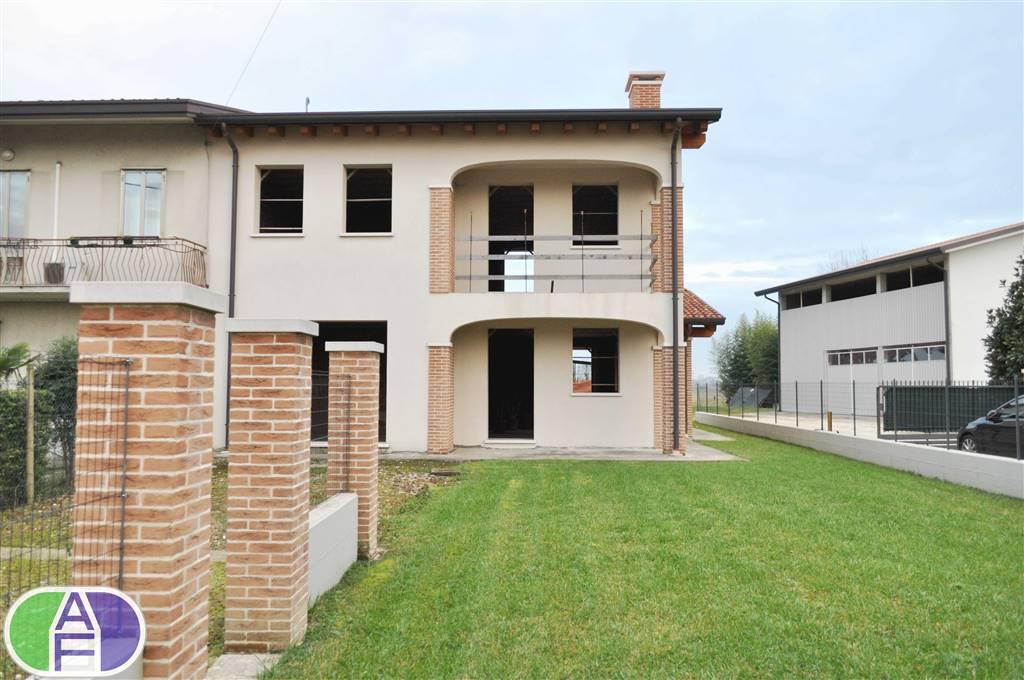 Nuova costruzione in Via Fossano 14, Camponogara