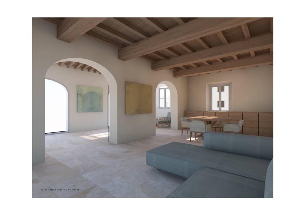 Rustico casale residenziale in  vendita a UGOLINO › IMPRUNETA (FI)
