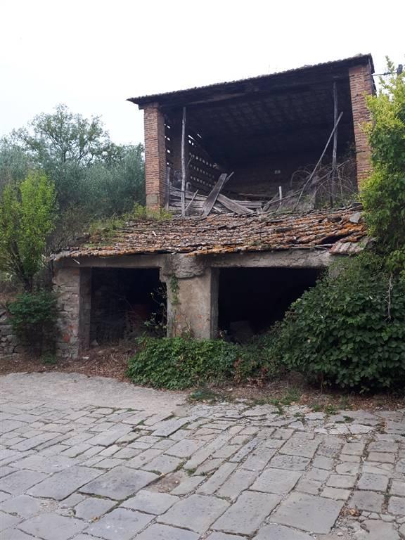 Rustico casale residenziale in  vendita a LUCOLENA › GREVE IN CHIANTI (FI)