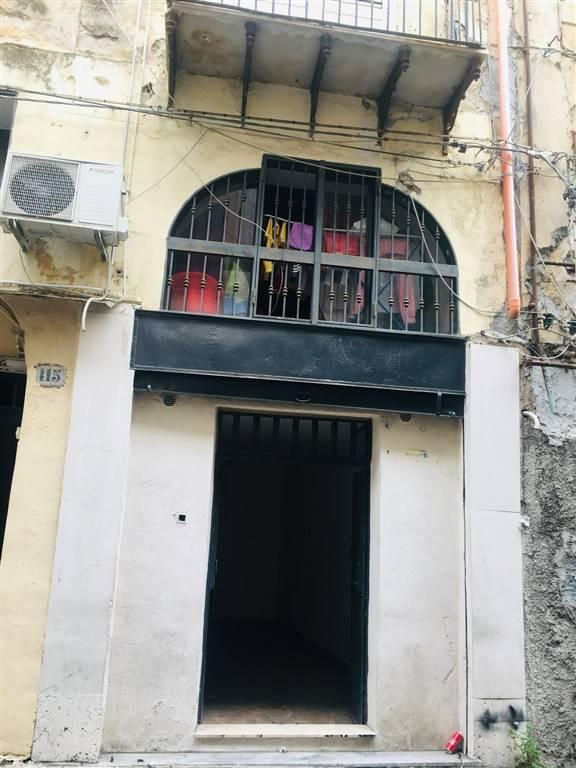 Negozio in Via Porta Di Castro 113, Palermo