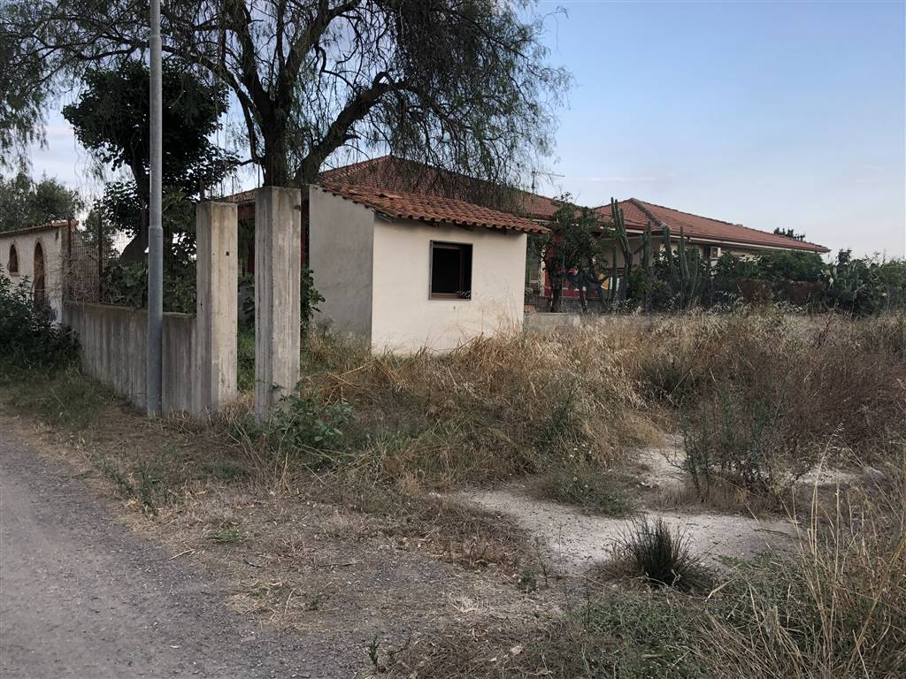 Terreno agricolo in Via Salice, Catania
