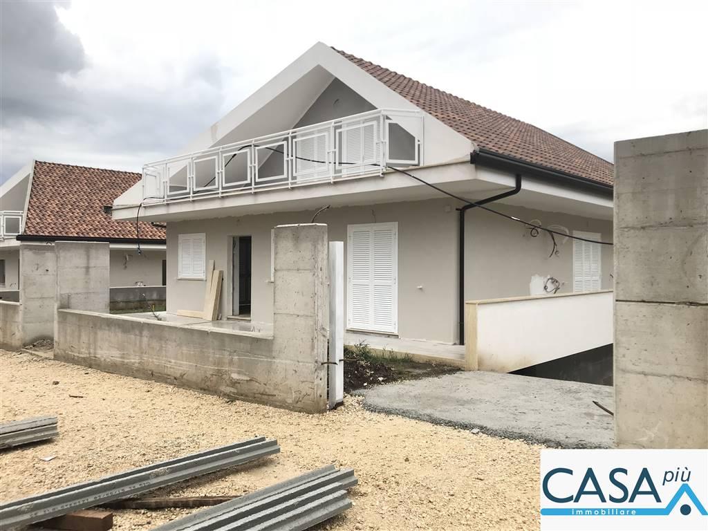 Villa, Vitulazio, in nuova costruzione
